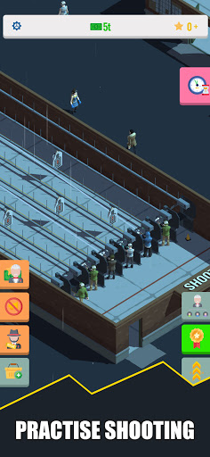 Gang Inc. - 3d Idle Mafia Tycoon 1.0.4 screenshots 3