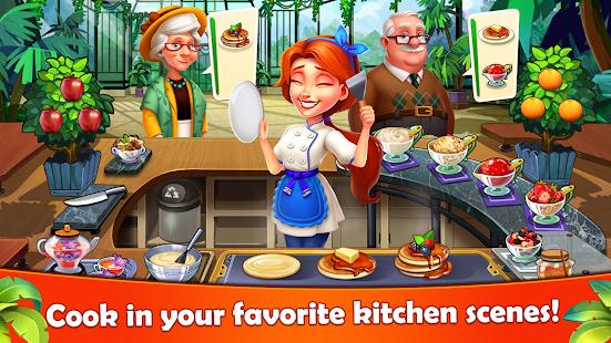 Cooking Joy - Super Cooking Games, Best Cook! 1.2.8 Screenshots 8