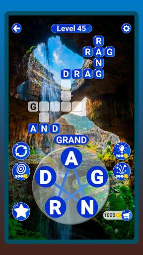 Around the Word: Crossword puzzle screenshots 5