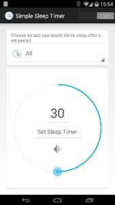Super Simple Sleep Timer 1.3.1