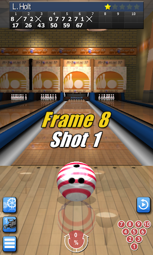 My Bowling 3D screenshots 3