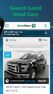 Free DriveTime Used Cars for Sale 3