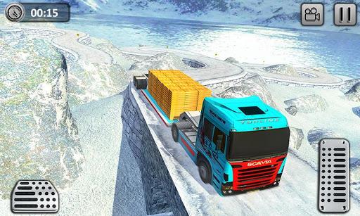 Uphill Gold Transporter Truck Drive apkdebit screenshots 2