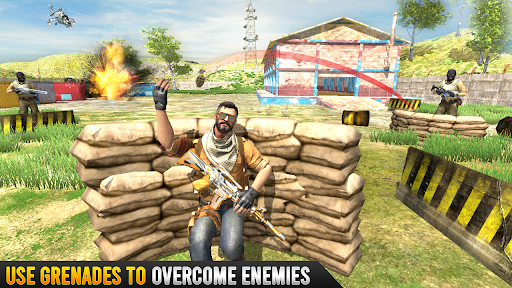 FPS Commando Game: New Sniper Shooting Strike 2021 apkdebit screenshots 1