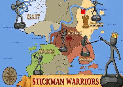 Stickman Battle 2021: Stick War Fight Apk Mod + OBB/Data for Android. 8