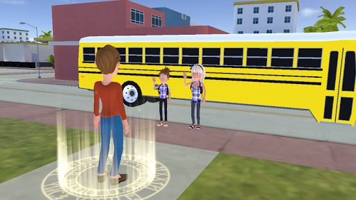 Super Dad : Virtual Happy Family Game  screenshots 2