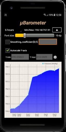 mu Barometer android2mod screenshots 4