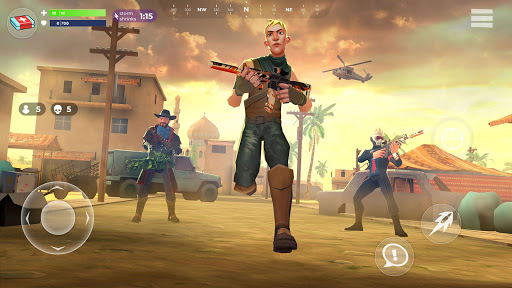 FightNight Battle Royale: FPS Shooter 0.6.0 screenshots 5