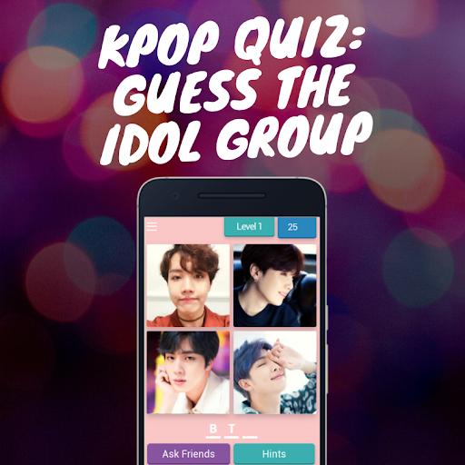 Kpop Quiz: Guess the Idol Group 8.13.3z Screenshots 1