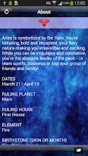Horoscopes by Astrology.com screenshot thumbnail