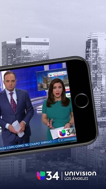 Captura 3 de Univision 34 Los Angeles para android