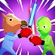 ギャングボクシングアリーナ:棒人間ファイト