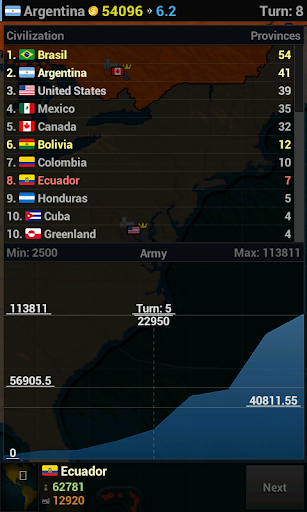 Age of History Americas Lite  screenshots 6