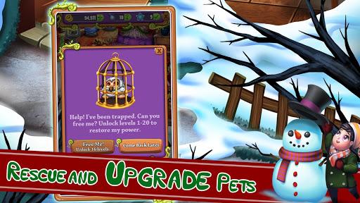 Christmas Mahjong Solitaire: Holiday Fun Apkfinish screenshots 4