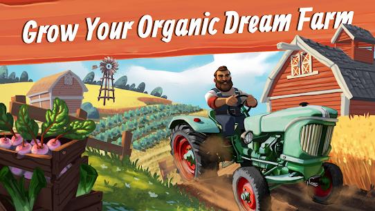 Big Farm: Mobile Harvest (MOD, Unlimited Money) 2