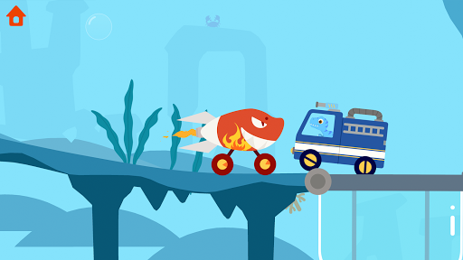 Dinosaur Smash: Driving games for kids 1.1.2 screenshots 4