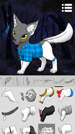 Avatar Maker: Cats 2 apktram screenshots 5