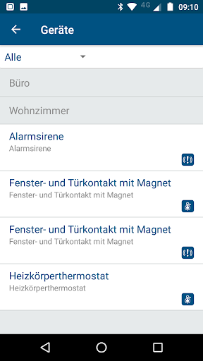 SilverCrest Smart Home screenshot 3