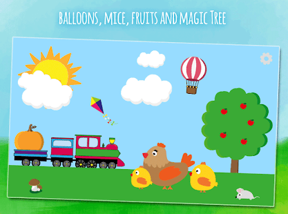 Moo & animals - kids game for toddlers from 1 year 1.9.4 Screenshots 6