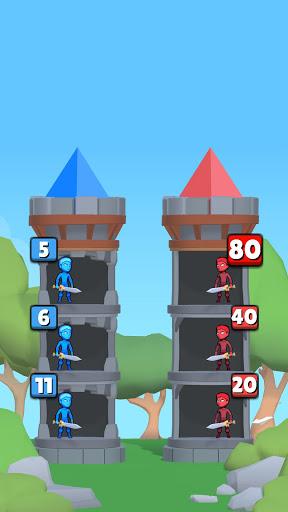 Hero Tower Wars - Castle War Games  screenshots 11