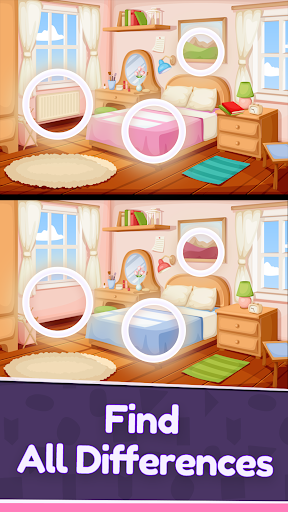 Differences in Eyes, Find & Spot all Differences 1.8.6 screenshots 1