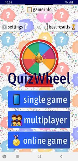 QuizWheel 1.23 screenshots 1