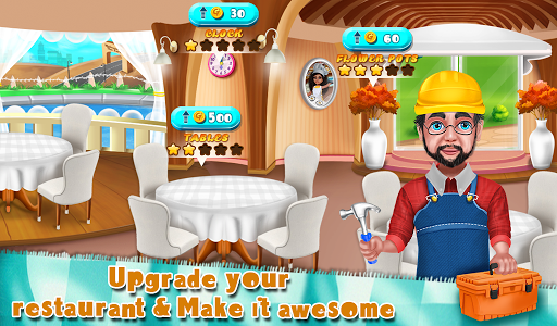 My Rising Chef Star Live Virtual Restaurant  screenshots 7
