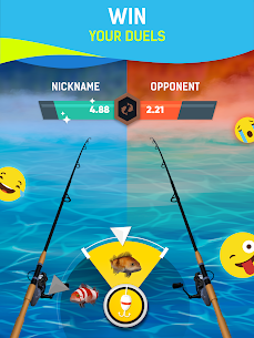 Grand Fishing Game Mod Apk (Unlimited Gold/Pearls) Download 9