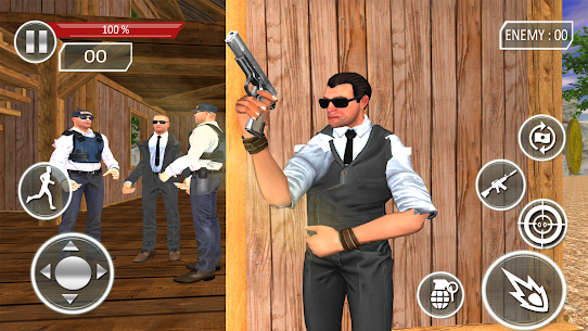 Secret IGI Agent Mission & War Online Hack Android & iOS 1
