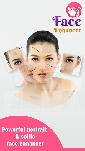 Face Enhancer - Photo Face Blemishes Remover 1.3 Screenshots 1