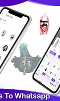 Stickers for Whatsapp : New Emoji Stickers 2020