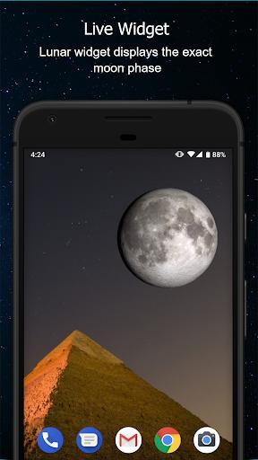 Phases of the Moon Calendar & Wallpaper Pro  screenshots 5