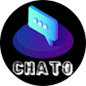chato - free chat rooms app apk icon