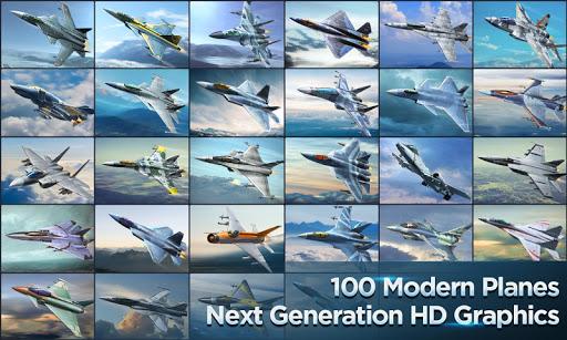 Modern Air Combat: Team Match screenshots 11