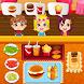バーガーショップメーカー - Androidアプリ
