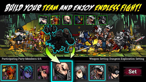 Idle Eternal Soul - Auto, Clicker, AFK, RPG modavailable screenshots 9