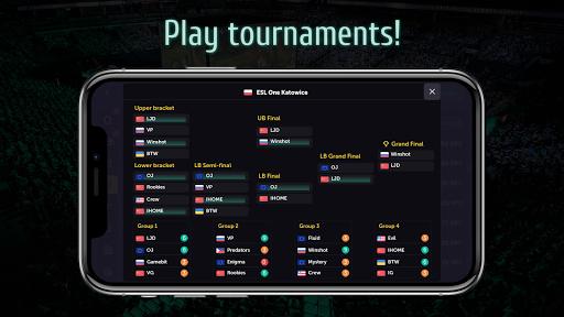 Esports Manager Simulator  screenshots 5