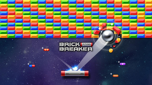Brick Breaker Star: Space King 2.9 screenshots 1