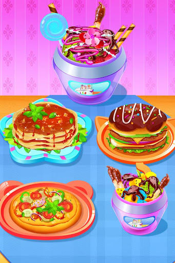 Cooking Foods In The Kitchen  screenshots 1