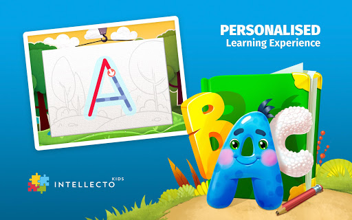IK: Preschool learning & educational kindergarten screenshots 9