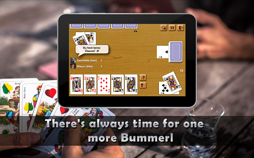 Schnapsen, 66, Sixty-Six - Free Card Game Online 2.94 screenshots 8