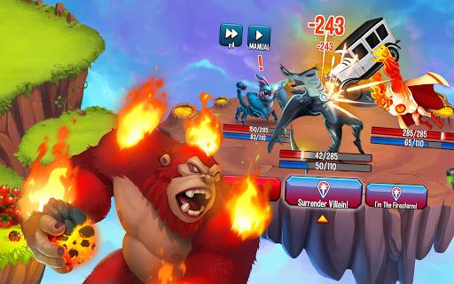 Monster Legends: Breeding Simulator & RPG Arena screenshots 14