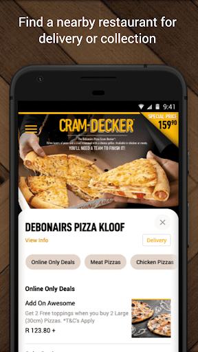 Debonairs Pizza 2.1.141 Screenshots 2