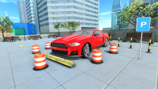 Car Parking eLegend: Parking Car Driving Games 3D android2mod screenshots 4