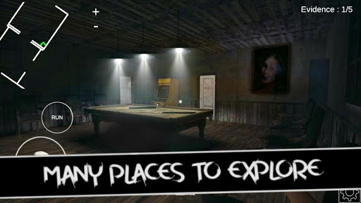 The Virus X - Scary Horror Escape Game apkdebit screenshots 4