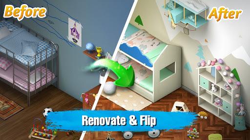 Room Flipu2122: Design Dream Home 1.2.8 screenshots 2