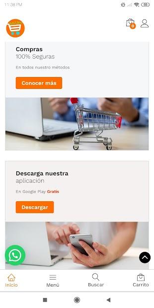 W&J Store Tienda Online screenshot 3
