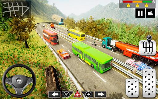 Mountain Bus Simulator 3D apktram screenshots 6