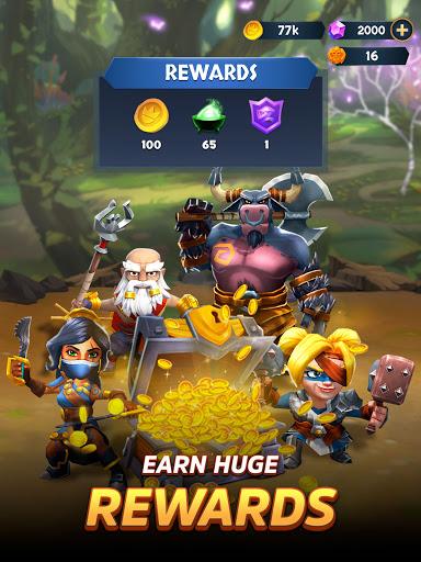Kingdom Boss - RPG Fantasy adventure game online  screenshots 21