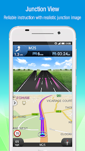 Polnav mobile Navigation 1